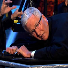 Paul O'Grady Live magic effects