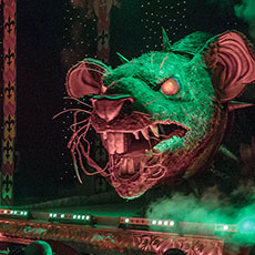 The Rat - special effects animatronics