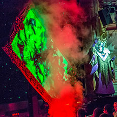 Magic Mirror - special effects for pantomimes